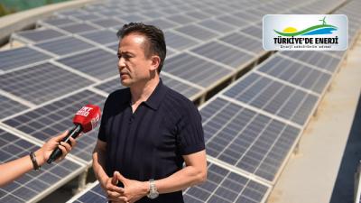 Kamunun ve İstanbul'un en büyük Güneş Enerjisi Santrali kuruldu
