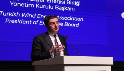 Rüzgar sektörü enerjiye bağımlı olmayan Türkiye'yi inşa ediyor