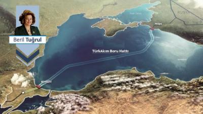 Türk Akım Doğal Gaz Boru Hattı ve enerji politik önemi
