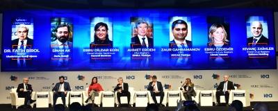 Türkiye enerji sektörünün geleceği masaya yatırıldı