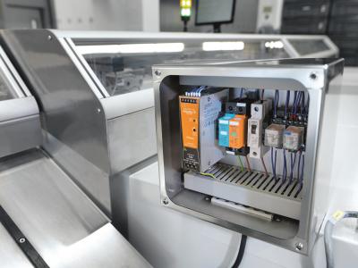 Üretim tesislerine verimli, güvenli ve uygun maliyetli çözümler sunuluyor