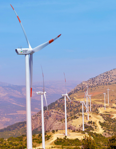 Yenilenebilir enerji şirketi Galata Wind satış rekoru kırıyor