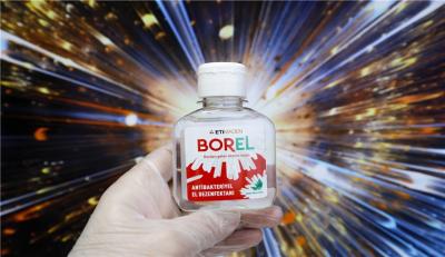 Yerli dezenfektan BOREL'i milletimizle buluşturmaya devam ediyoruz